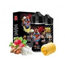 Mad Juice - Butter Man 20ml/100ml bottle flavor